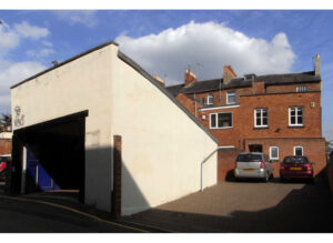 Refurbishment and extension of listed building: Northampton 3