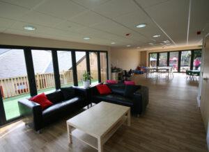 The Qube: Classroom/ Garden Room/ Office 1