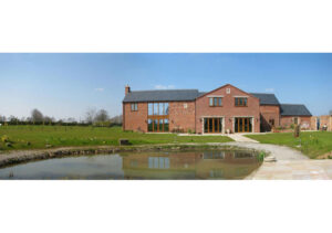 Renovation and extension of West Lodge Barns: West Haddon, Northamptonshire 3