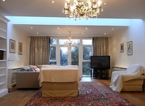 Side extension: Chiswick, London 5