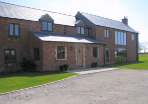 Renovation and extension of West Lodge Barns: West Haddon, Northamptonshire 4