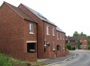 10 Dwellings on site of Leyland Farm: Gawcott, Buckinghamshire 5