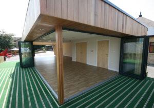The Qube: Classroom/ Garden Room/ Office 2